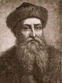 gutenberg, inventor de la imprenta