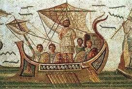 Odisea de Ulises en su Regreso de la Guerra de Troya