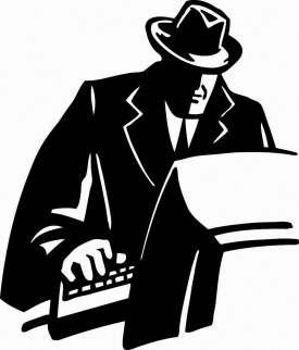 Ladrones de Identidad Robar Documentos en Internet