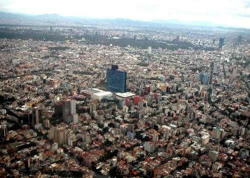 Ciudad de Mexico Ciudades Mas Pobladas del Mundo