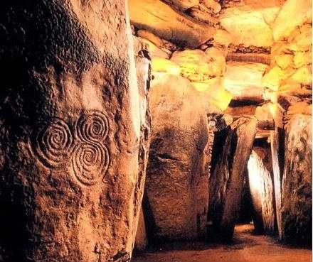 Newgrange:Historia y Funcion del Complejo Arqueologico: