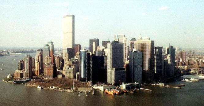 vista de la ciudad de New York