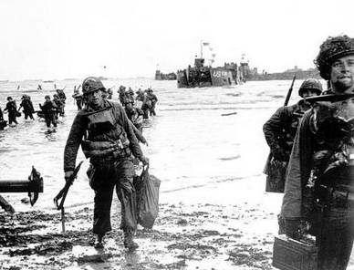 dia D, desembarco en Normandia