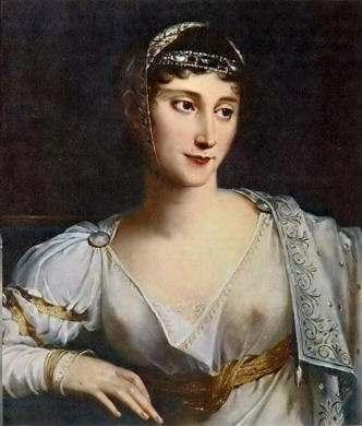 Paulina Bonaparte hermana de napoleon