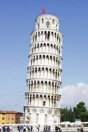 La Torre de Pisa:Historia de su Construcción