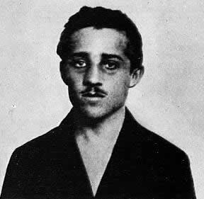 Gavrilo Principi, asesino