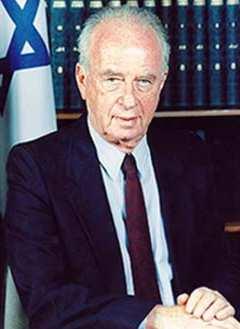 Itzak Rabin