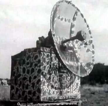 Primeros radares del guerra