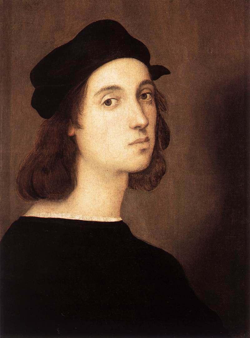Biografia de Rafael Sanzio Artista del Renacimiento Italiano