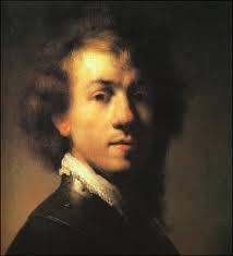 Rembrandt Grandes Pintores de la Historia