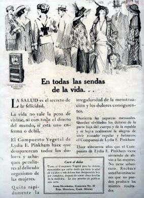 publicidad antigua de remedios