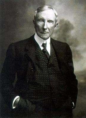 Rockefeller John D. Historia Biografia