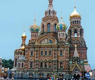 SAN PETERSBURGO-iglesia ortodoxa