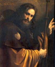 Resultado de imagen de Santiago peregrino Apóstol