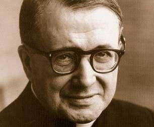 Josémaría Escrivá de Balaguer fundador del opus dei