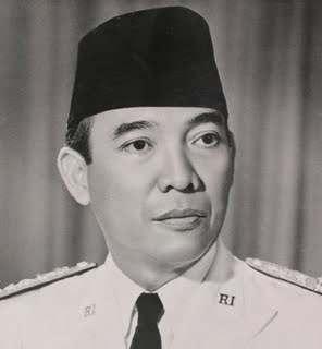 el indonesio Sukarno