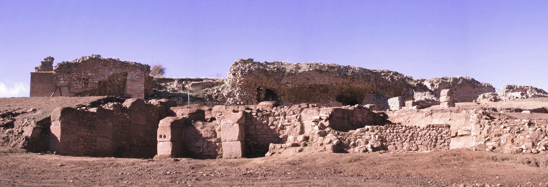 Tiermes ciudad de piedra