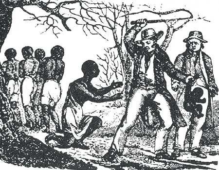 La Trata de Negros El Negocio de la venta de Esclavos en Amrica