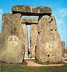 monumento de piedra