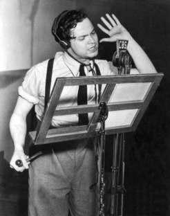 La Guerra de los Mundos Orson Welles