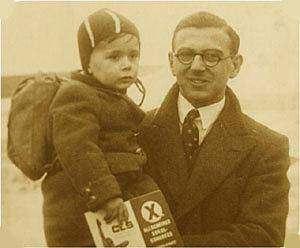 Nicholas Winton Salvo a Niños Judios Checoslovacos