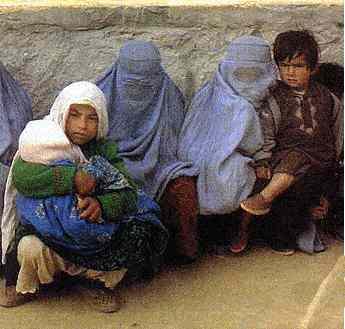 mujeres de afganistan
