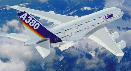 avion air bus 380