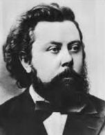 Modest Musorgski (1839-1881).