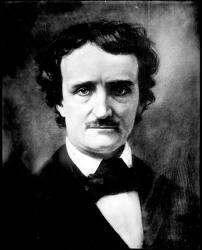 Edgar Alan Poe (1809-1849).