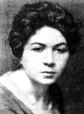 vida de Alfonsina Storni