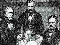 medicos con una experiencia de anestesia en el pasado