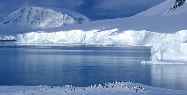 La Antártida Argentina