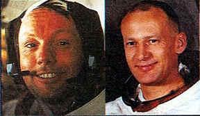 Neil A. Armstrong Edwin B. Aldrin Armstrong