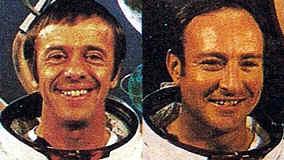 astronautas que pisaron la luna - Alan B. Shepard Jr. - Edgar O. Mitchell