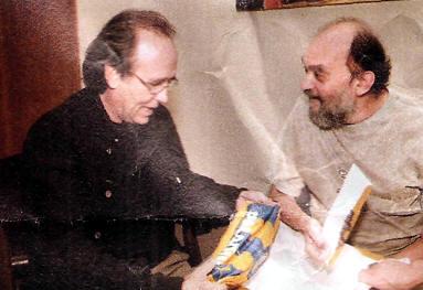 Fontanarrosa y Serrat