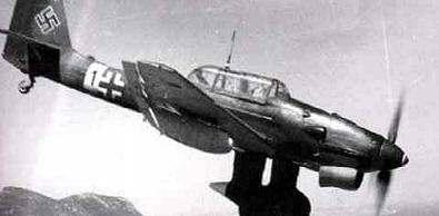 STUKA (Junkers Ju 87) ARMAS DE LA SEGUNDA GUERRA MUNDIAL