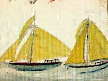 Pintores del Arte - Alfred Wallis