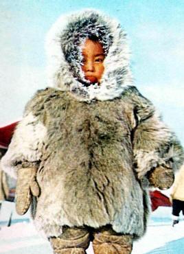 Niño Esquimal