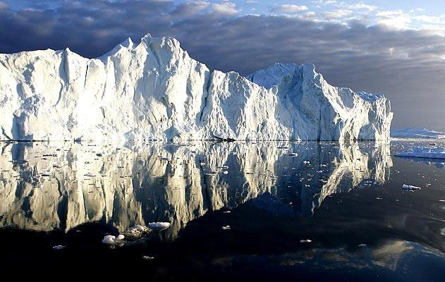 Paisaje del Artico