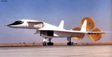 XB-70 «Valkyrie
