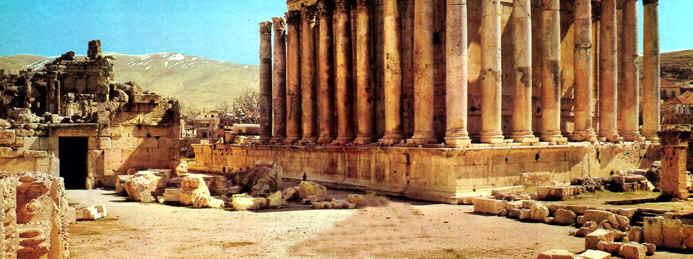 templo de baalbek