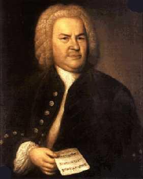 Bach Sebastian compositor musica clasica