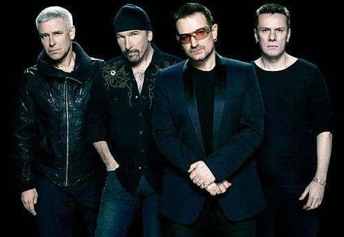 Mejores Bandas de Rock Internacional U2 Biografia e Historia Grupo