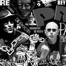 GRANDES BANDAS DE ROCK ARGENTINAS: REDONDITOS DE RICOTA - PATRICIO REY
