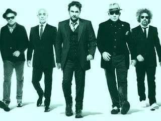 Los Fabulosos Cadillac Grupo de Rock Argentino