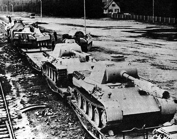 Batalla de Ardenas Ofensiva alemana Derrota Definitiva de Alemania