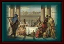 cleopatra y antonio