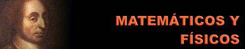 matematicos y fisicos