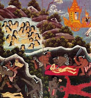 Arte mahayánico birmano