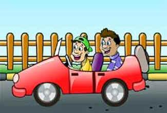 carpooling al trabajo